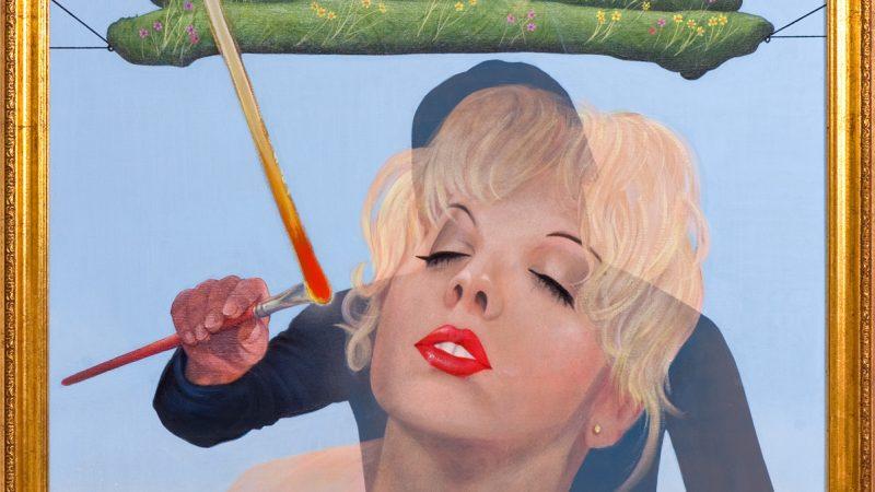 Unto Ahjotuli maalauksia neljältä vuosikymmeneltä – Galleria Pihatto