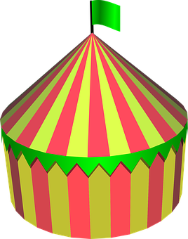 Sirkus Melskala saapuu Kouvolaan!